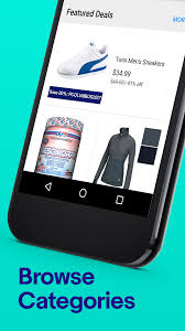 Amazon.com: EBay - Buy, Sell & Save Money: Appstore For Android
