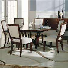 Modern Round Dining Table For 6