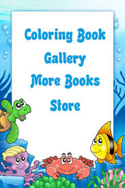 Color Create Share With Ocean Coloring Book App For IOS 40