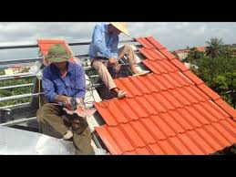 roof tile supply
