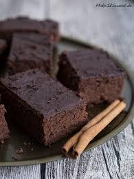 schoko zimt brownies rezept makeitsweet de