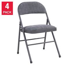 Maxchief Upholstered Padded Folding Chair, 4-pack Flash Fniture 10 Pk Hercules Series 650 Lb Capacity Premium White Plastic Folding Chair Bar Height Directors In Blue Lawn 94 Inspirational Models Of Camping Replacement How To Upholster A The Family Hdyman Compact Chairs Accsories Richwood Imports Vtip Stabilizer Caps 100 Pack Fits 78 Od Tube Top Of Leg Parts Works With Metal And Padded Sports Individual Pieces Stability For National Public Seating 50 All Steel Standard Double Brace 480 Lbs Beige Carton 4 Foldable Alinum Green Berkley Jsen Gray