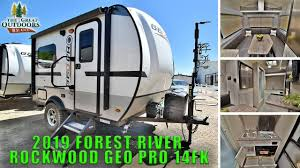 100 Custom Travel Trailers For Sale New 2019 ROCKWOOD GEO PRO 14FK Lightweight Trailer Off Road Package Colorado S Dealer