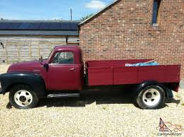 100 Classic Chevrolet Trucks For Sale 194849 Load Master Pick Up Truck RHD Tax And