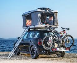 MINI Unveils Three Of The Worlds Tiniest Luxury Campers