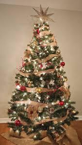 A Rustic Christmas Tree