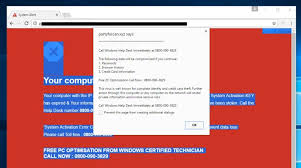 Remove Partyfascan pop up virus Microsoft Support Scam