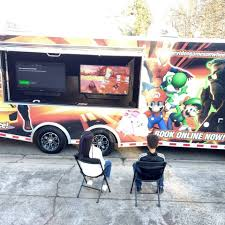 Photo & Video Gallery - Big Time Video Games On Wheels