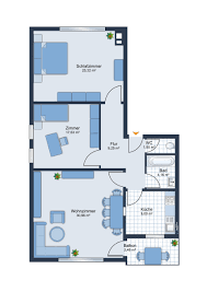3 zimmer wohnung mit optimalem grundriss balkon 3