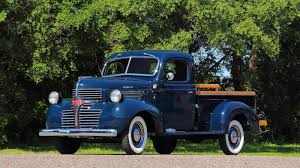 The History Of The Dodge Truck