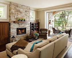 Amazing Family Room Fireplace Ideas IdeasFamily Room Design Ideas