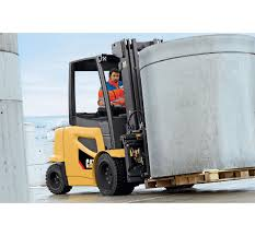 100 Cat Lift Trucks Electric Forklift Rideon Exterior Handling EP4050
