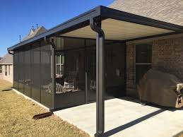 Champion Patio Rooms Porch Enclosures by Patio Covers Memphis Metal Patio Covers Maclin Security Doors