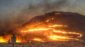 Live Oak Pumpkin Patch Fire by County Line 2 Fire Near Warm Springs Now Over 36k Acres Evacuat
