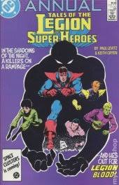 Legion Of Super Heroes Annual 4