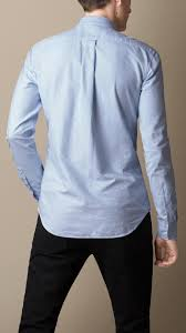 2016 high quality pure cotton slim fit shirt for men custom