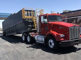 100 Permian Trucking Winch