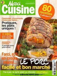 maxi cuisine mars 2017 free pdf magazine