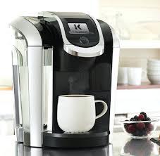 Keurig K475 Maer Coffee Maker Bundle Sandy Pearl Water Filter