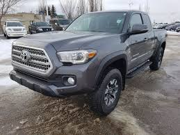 100 Used Toyota Tacoma Trucks For Sale 2016 4X4 ACCESSCAB TRD AC Dealer