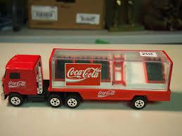 Image 2 Lot Of Coca Cola 1980 Buddy L Semi Trailer