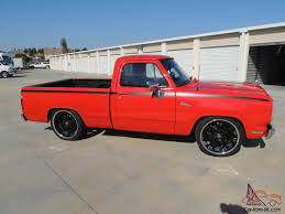 Shop Truck Bagged Dodge D150 Pickup Shortbed Mopar Air Ride Rat ...