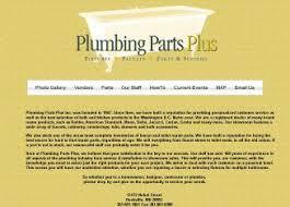 Plumbing Parts Plus Inc in Rockville MD