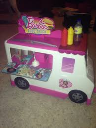 Best Reduced!!!!! Barbie Food Truck For Sale In Bedford County ... Barbie Camping Fun Suvtruckcarvehicle Review New Doll Car For And Ken Vacation Truck Canoe Jet Ski Youtube Amazoncom Power Wheels Lil Quad Toys Games Food Toy Unboxing By Junior Gizmo Smyths Photos Collections Moshi Monsters Ice Cream Queen Elsa Mlp Fashems Shopkins Tonka Jeep Bronco Type Truck Pink Daisies Metal Vintage Rare Buy Medical Vehicle Frm19 Incl Shipping Walmartcom 4x4 June Truck Of The Month With Your Favorite Golden Girl Rc Remote Control Big Foot Jeep Teen Best Ruced Sale In Bedford County