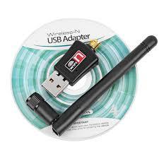 antenne wifi pour pc bureau 300 mbps sans fil wifi adaptateur avec 2db antenne usb wifi