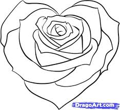 Rose On Clipart Library