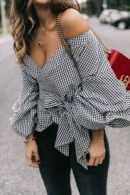gingham style pinterest gingham shoulder shirts and collage
