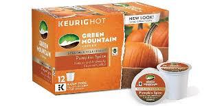 Dunkin Pumpkin Spice K Cups by Green Mountain U0027s Pumpkin Spice K Cup Coffee Review Coffee Supremacy