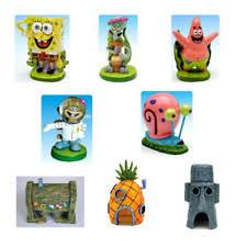 Spongebob Fish Tank Ornaments by Spongebob Fish Tank Ebay