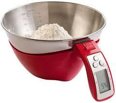 balance de cuisine avec bol balance numérique avec bol doseur inox lacor