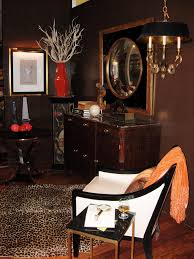 Animal Print Room Decor by Plain Bedroom Decorating Ideas With Leopard Print Accessories