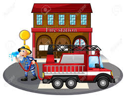 Illustration Of A Fireman Holding A Water Hose Beside A Fire ... Firemantruckkids City Of Duncanville Texas Usa Kids Want To Be Fire Fighter Profession With Fireman Truck As Happy Funny Cartoon Smiling Stock Illustration Amazoncom Matchbox Big Boots Blaze Brigade Vehicle Dz License For Refighters Sensory Areas Service Paths To Literacy Pedal Car Design By Bd Burke Decor Party Ideas Theme Firefighter Or Vector Art More Cogo 845pcs Station Large Building Blocks Brick Fire