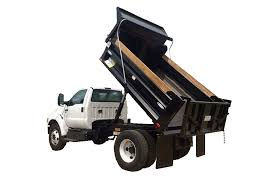 Dump Trucks For Rent In Indiana & Michigan | MacAllister Rentals