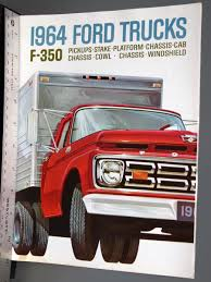 1964 Ford Trucks: F-350 | Brochures And Catalogs | HobbyDB Product Catalogs Qingdao Greenmaster Industrial Co Ltd Custom Truck Parts Accsories Tufftruckpartscom Garbage Truck Lego Classic Legocom Gb Christine Perkins Big Country Catalog 2012 Restoration By Chevs Of The 40s Gsx R 750 Wiring Diagram Also Gt Forklift Ivecopoweeparttrucksbusescatalogs97099 10th Edition National Depot 194879 Ford Catalog See Snapon Releases Heavyduty Tools Mitsubishi Fuso Trucks Japan How To Use China Parts In Right Way Hubei Dong