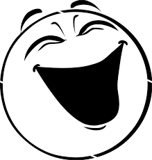 Emoji Clipart Free Black And White Portablejim Smiley Dog Cliparts