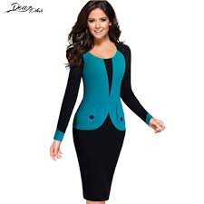 compare prices on work sheath dress online shopping buy low price