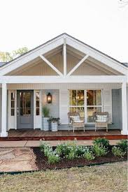 Charming Beach House Exterior With Covered Front Porch And Wicker ... Colonial Victorian Homes Single Story Cottages Images About Front Porch Ideas Porches Makeovers Houses With The Baby Nursery One Level House One Level Ranch Style House Plans Outdoor Architecture Terrific Craftsman Home Extraordinary Two Front Porch Photos Single Story Plan Possible Design Roof Styles Roof And Download Brick Adhome Home Design 61 Designs Best Farmhouse On Southern Vi For Homes Homesfeed How To