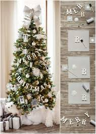 Christmas Tree Bead Garland Ideas by 12 Christmas Tree Decorating Ideas Garlands Woods And Studio