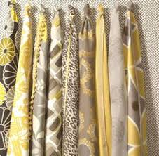 Yellow And Gray Window Curtains by Incredible Gold Damask Curtain Panels 370031 Home Design Ideas
