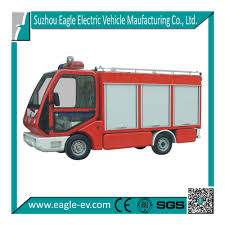 China Electric Fire Fighting Truck, Available For Installing Fire ...