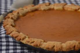 Keeping Pumpkin Pie From Cracking by Butternut Squash Pie Joyofbaking Com Recipe