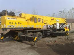 Used Truck Crane Tadano TG1500-M 150ton - Shanghai Hardworking And ...