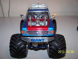 100 Destroyer Monster Truck Monster Truck 1989 Virginia GIANT Under Glass Pickups Vans