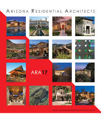 100 Brissette Architects Arizona Residential 17 ARA 17 Magazine By
