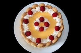 himbeer eierlikör torte