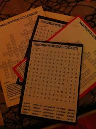 Haunted Halloween Crossword Puzzle by 100 A Haunted Halloween Word Search Albany Panel Votes To